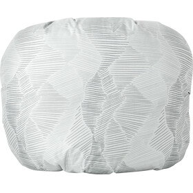 Therm-a-Rest Down Pillow Regular Grey Mountain